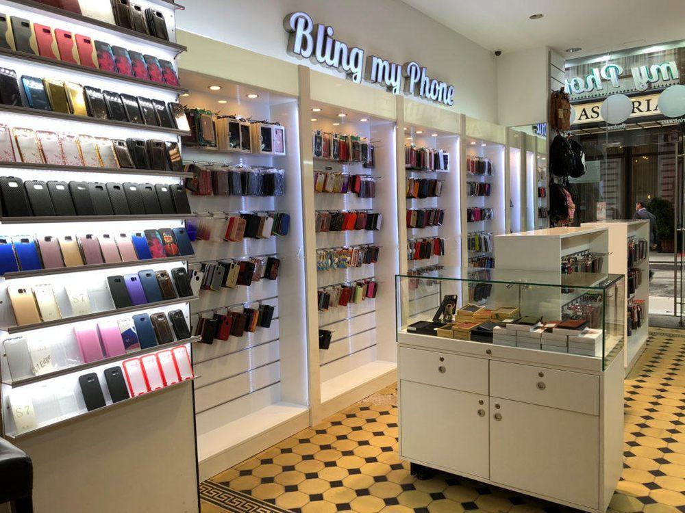 Shop Bling My Phone Führichgasse